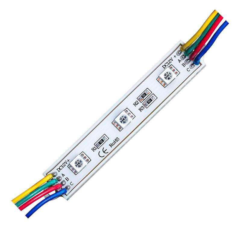Module LED 3xSMD5050, 0,72W